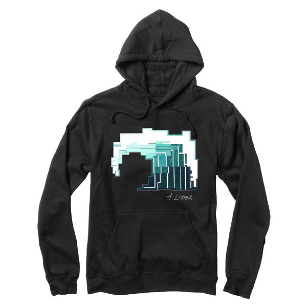WAVY x Lister Collab Hoodie - SHOP WAVY