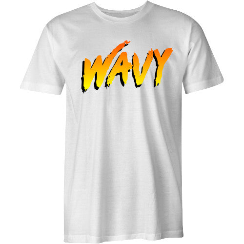 Beachy tee white - SHOP WAVY