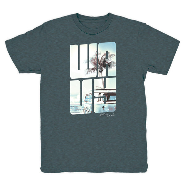 DUB BUS Tee - SHOP WAVY