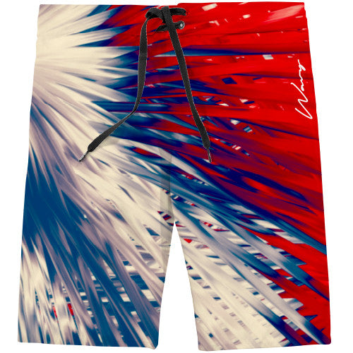 Patriotic Board Short - SHOP WAVY