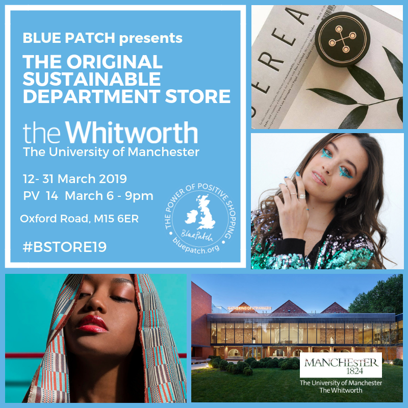 Blue Patch sustainable store
