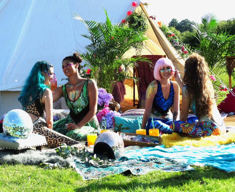 Top tips on how to be eco at festivals