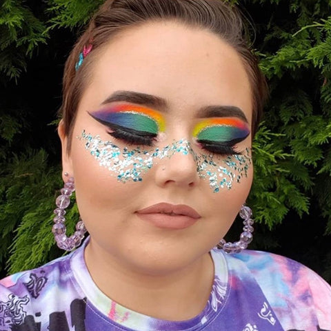 EcoStardust Biodegradable Glitter - Pride Looks