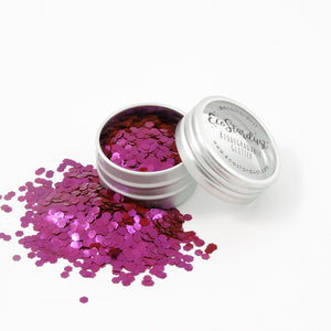 EcoStardust Berry Biodegradable Glitter - All Sizes - EcoStardust