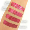 EcoStardust Blush Red Biodegradable Glitter - All Sizes - EcoStardust
