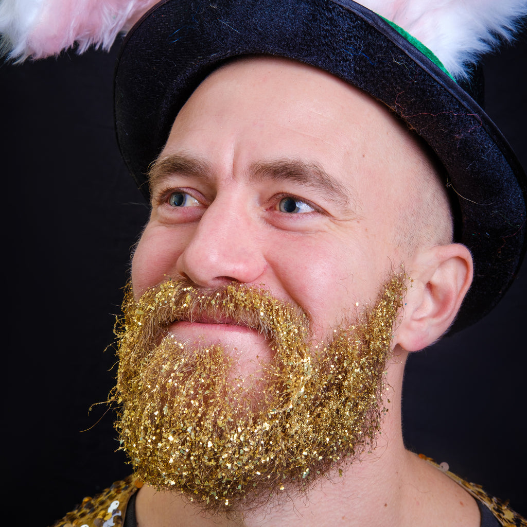 EcoStardust Beard and Braid Biodegradable Glitter Bundle