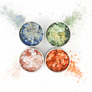 EcoStardust Daze and Dazzle Pure Biodegradable Glitter Bundle - EcoStardust