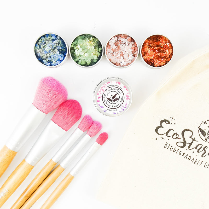 EcoStardust Daze and Dazzle Pure Biodegradable Glitter Bundle