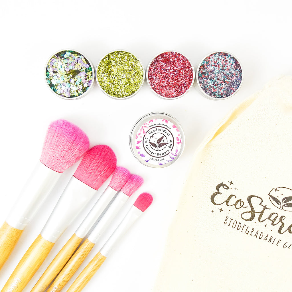 EcoStardust Daze and Dazzle Shine Biodegradable Glitter Bundle