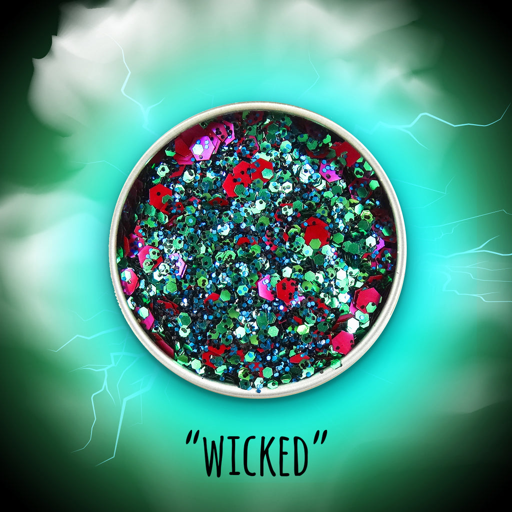 EcoStardust Wicked Biodegradable Glitter - EcoStardust
