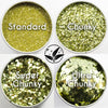EcoStardust Gold Biodegradable Glitter - All Sizes - EcoStardust