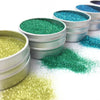 EcoStardust Fine Blends Rainbow Biodegradable Glitter Set - 10 x 6G Tins - EcoStardust