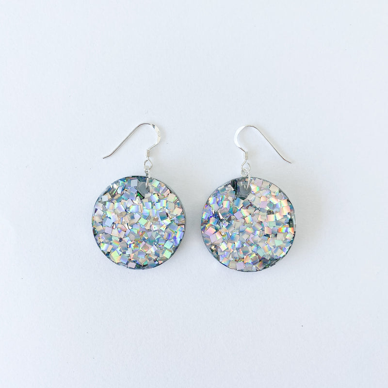 EcoStardust Disco Ball Earrings
