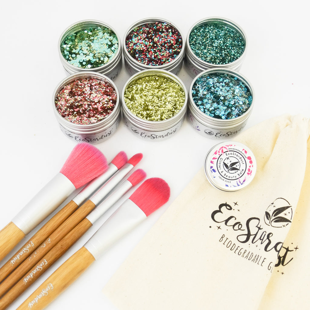 Mini DIY Glitter Bar Kit - EcoStardust