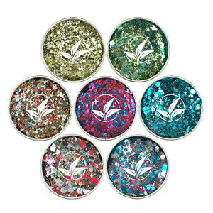 EcoStardust Celebration Set Biodegradable Glitter Set - x7 Tins! - EcoStardust