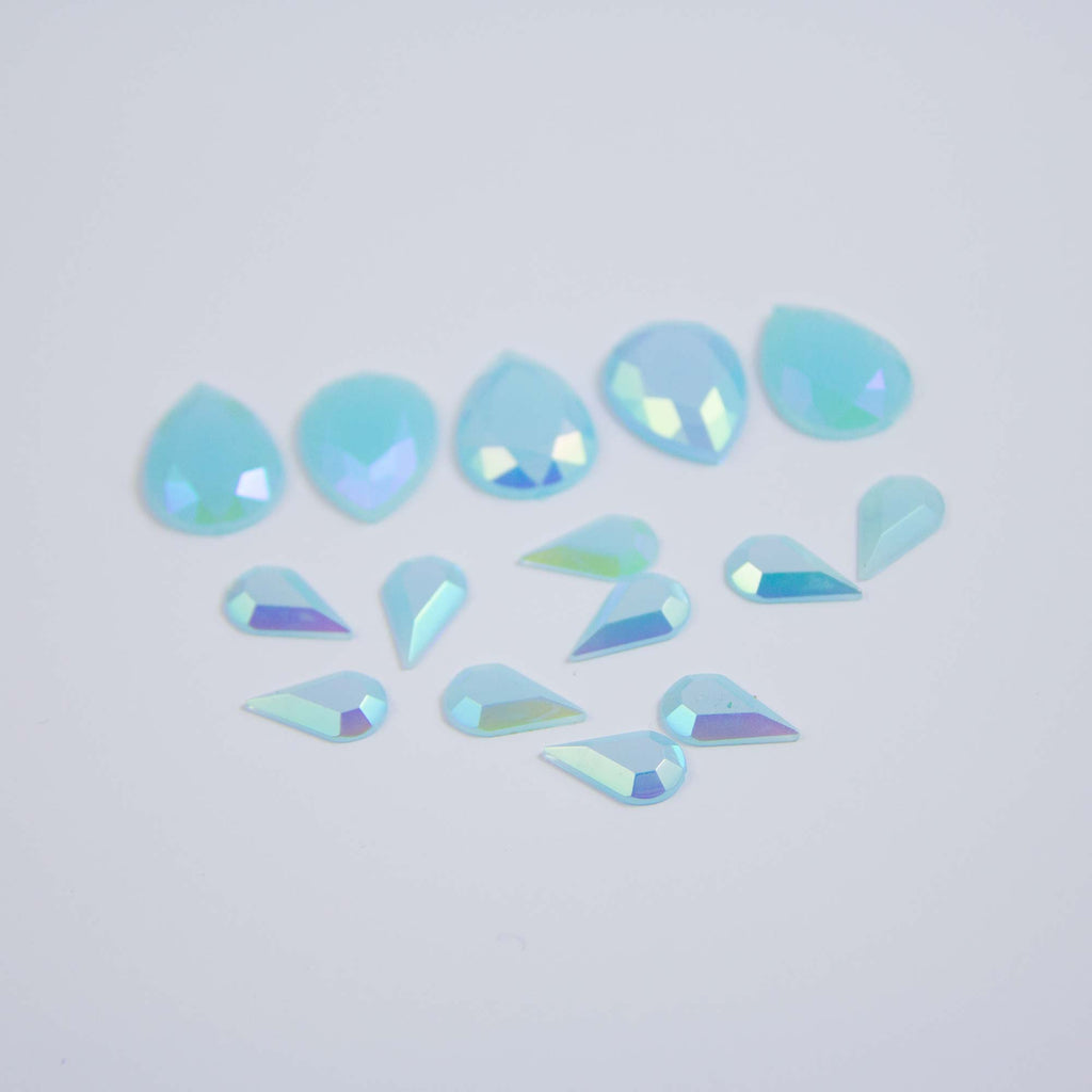 EcoStardust Reusable Gems - Pastel Blue