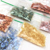 EcoStardust Biodegradable Glitter PURE - Sample Pack - EcoStardust