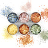 EcoStardust Biodegradable Glitter PURE - Full Set (x6 6g Tins) - EcoStardust