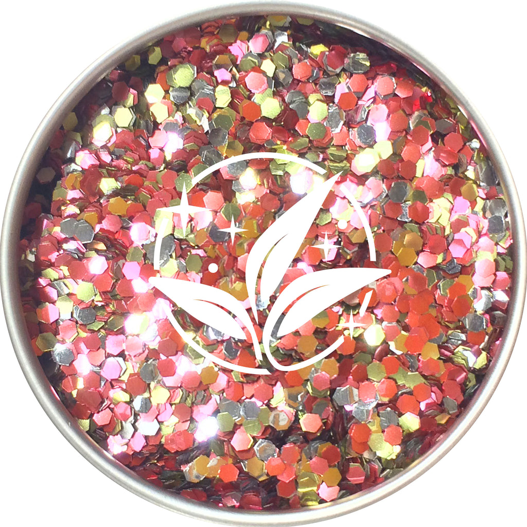 EcoStardust Rose Quartz Biodegradable Glitter - EcoStardust