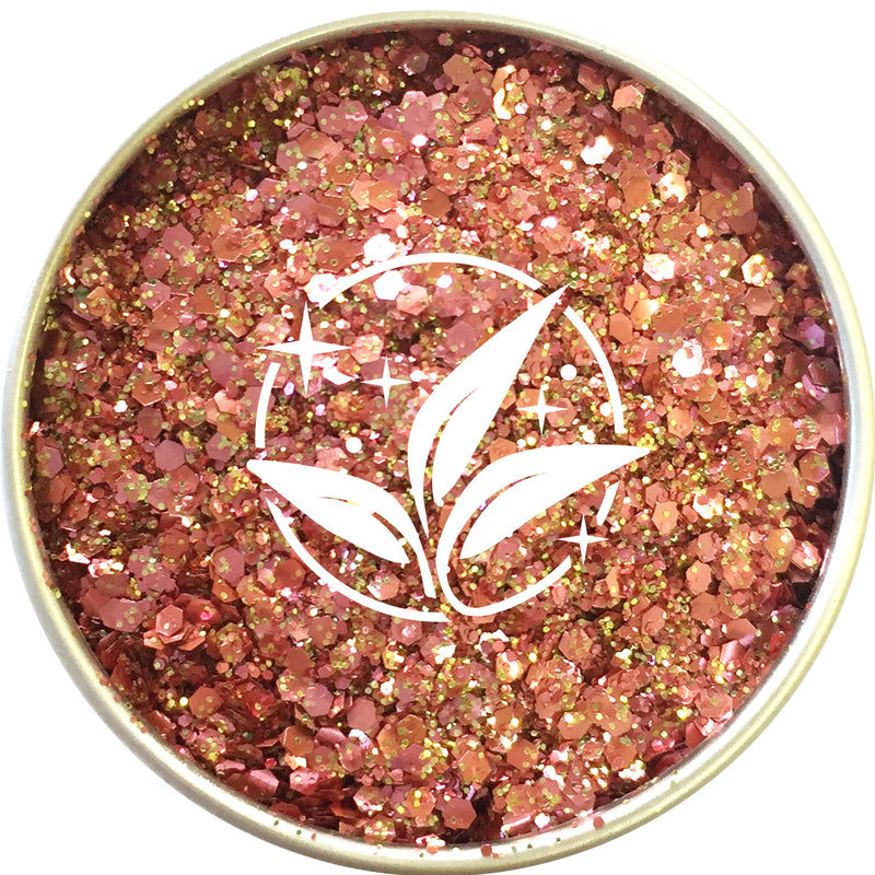 EcoStardust Rose Gold Biodegradable Glitter - EcoStardust