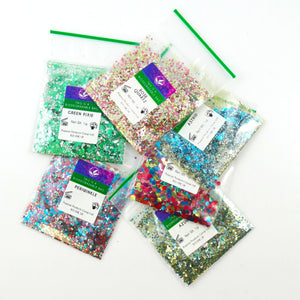 EcoStardust Summer '19 Sample Pack - 6 x 1g - EcoStardust