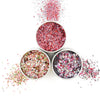 EcoStardust Smitten Biodegradable Trio-Glitter, Balm, Brush Set - EcoStardust