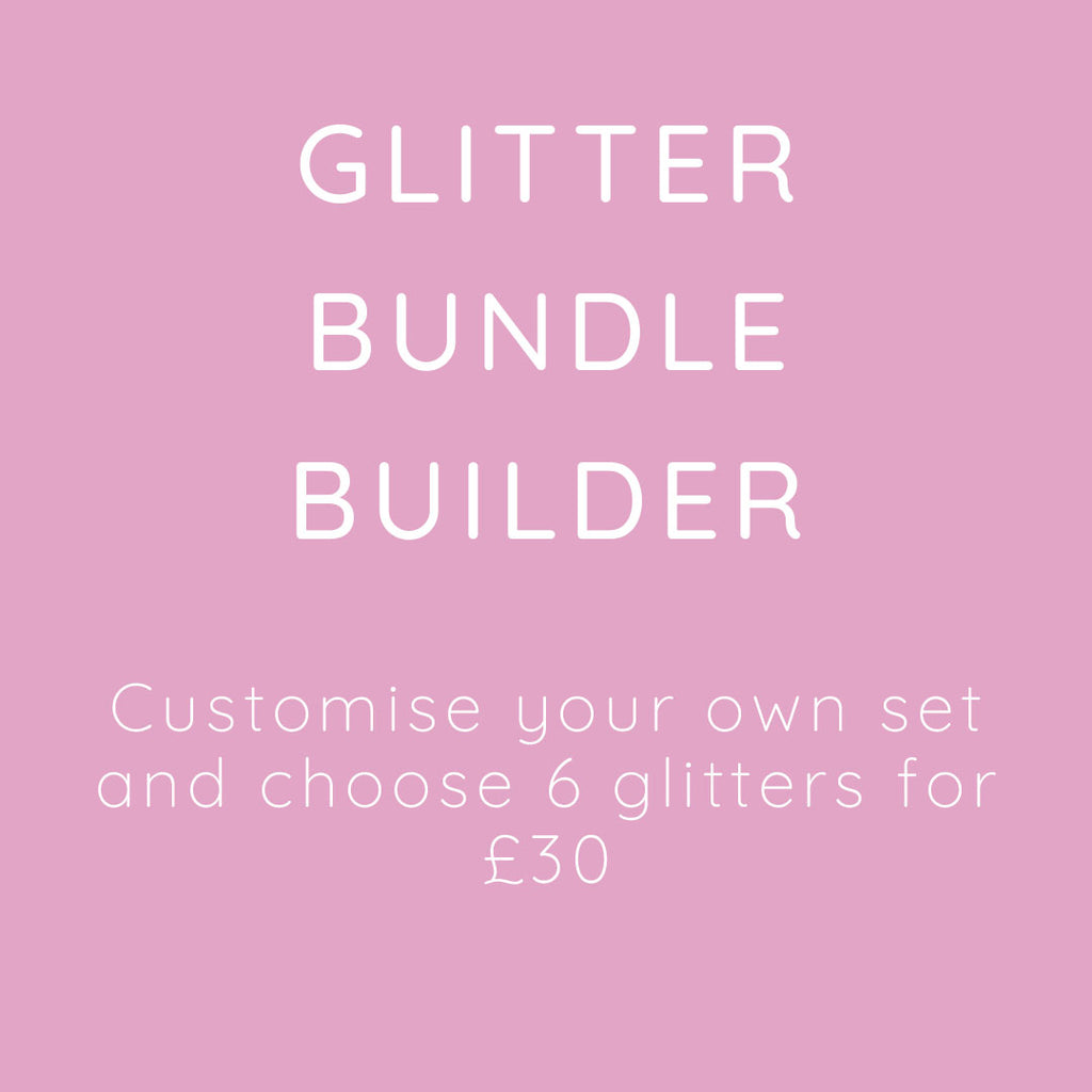 SHINE Glitter Bundle Builder