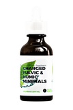 Charged Fulvic & Humic Minerals