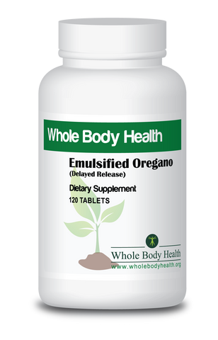 Emulsified Oregano