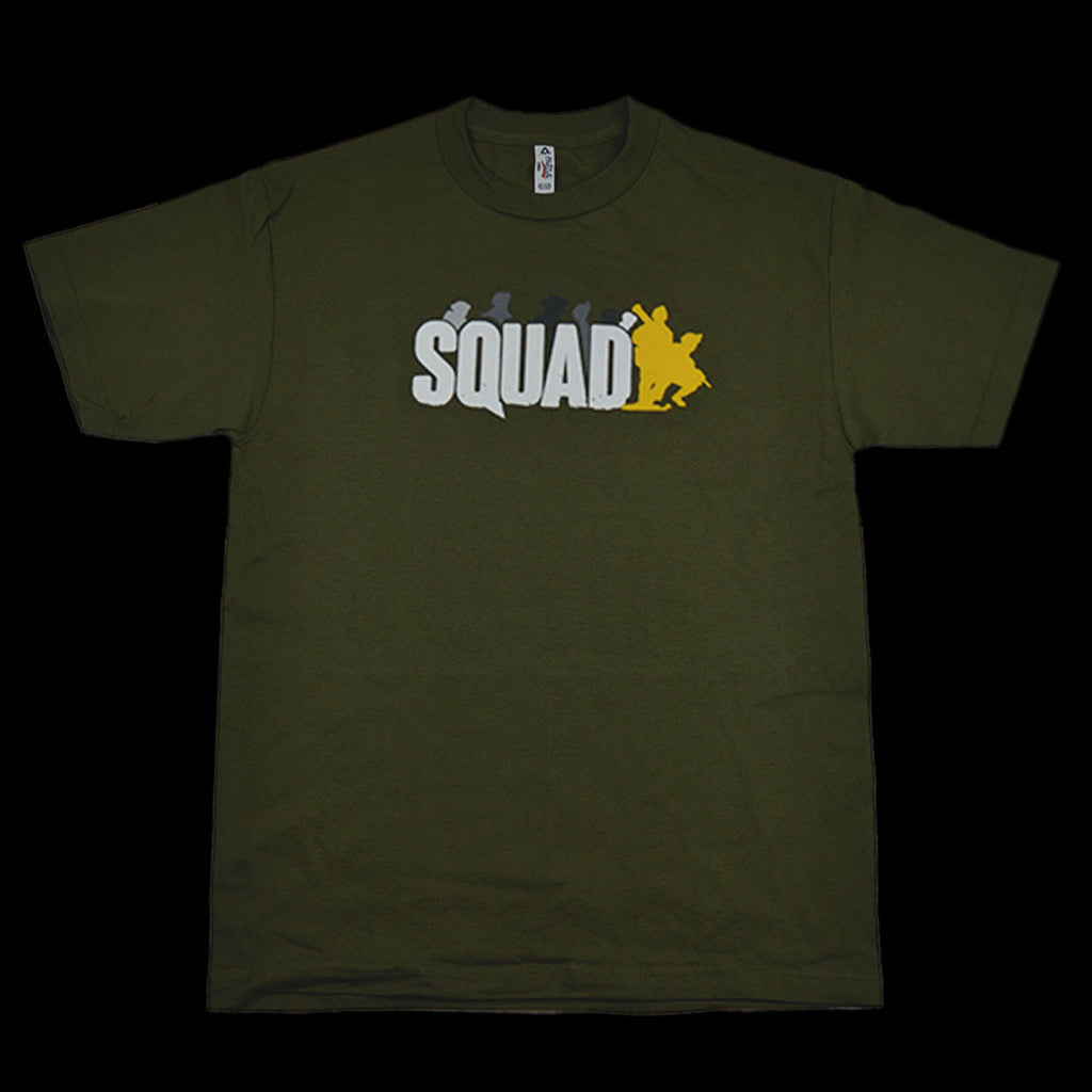 Squad T-Shirt [army green]