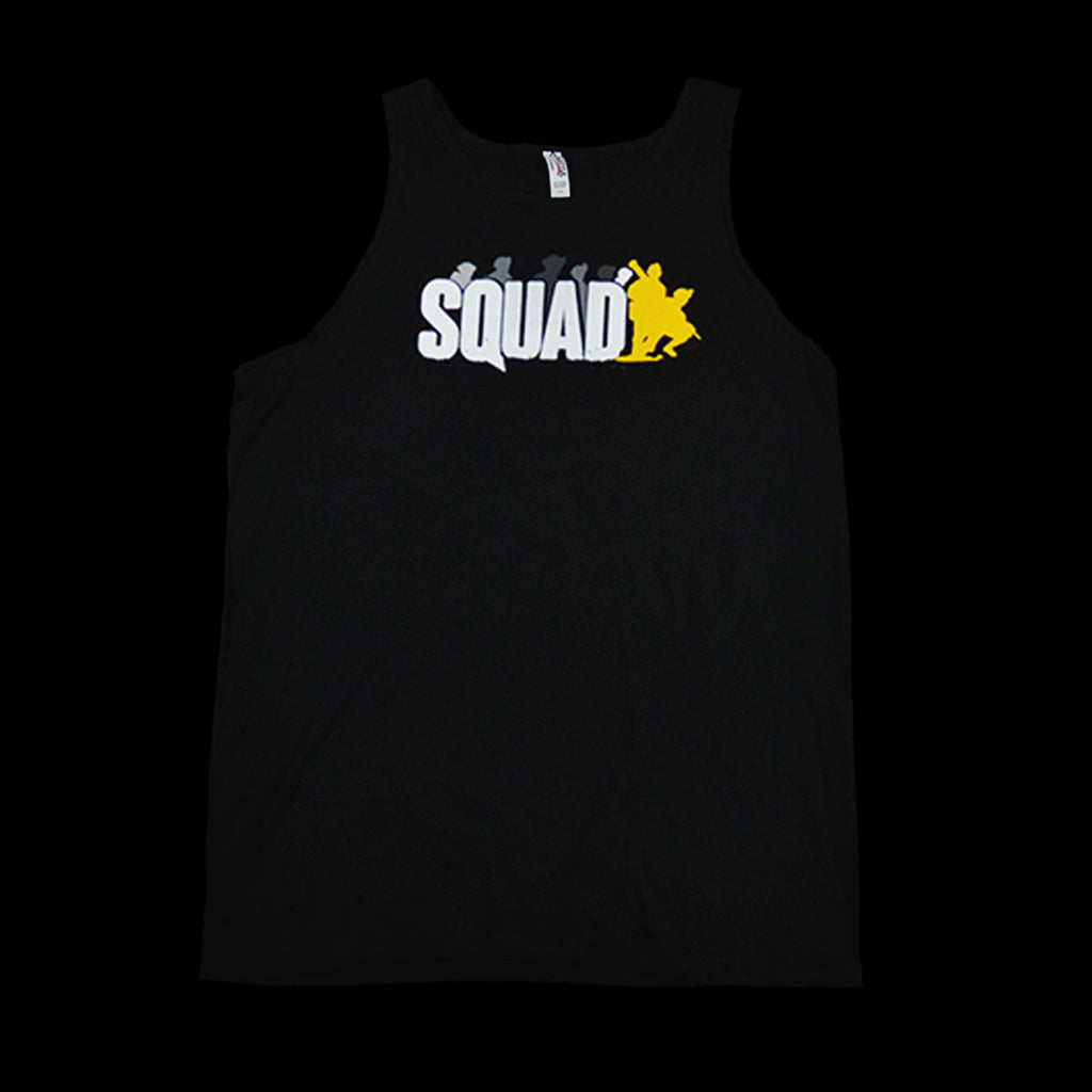 Squad Tank Top [black]