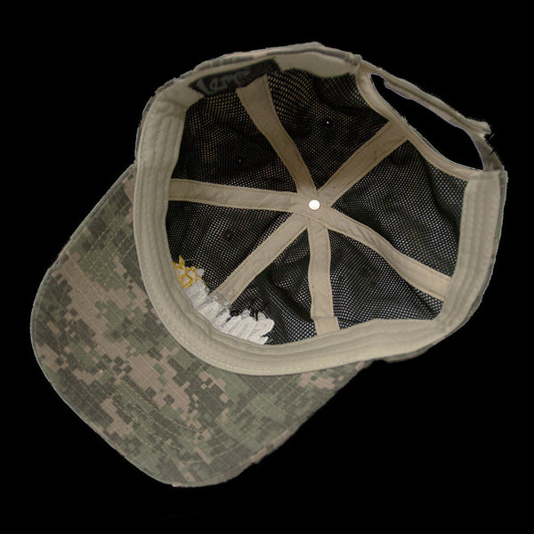 Digital Camouflage Hat