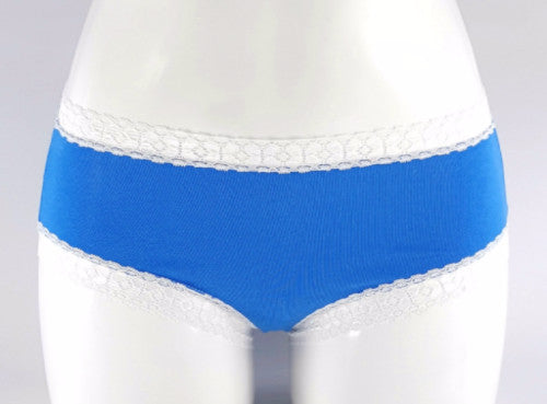 Turquoise Classic Panty