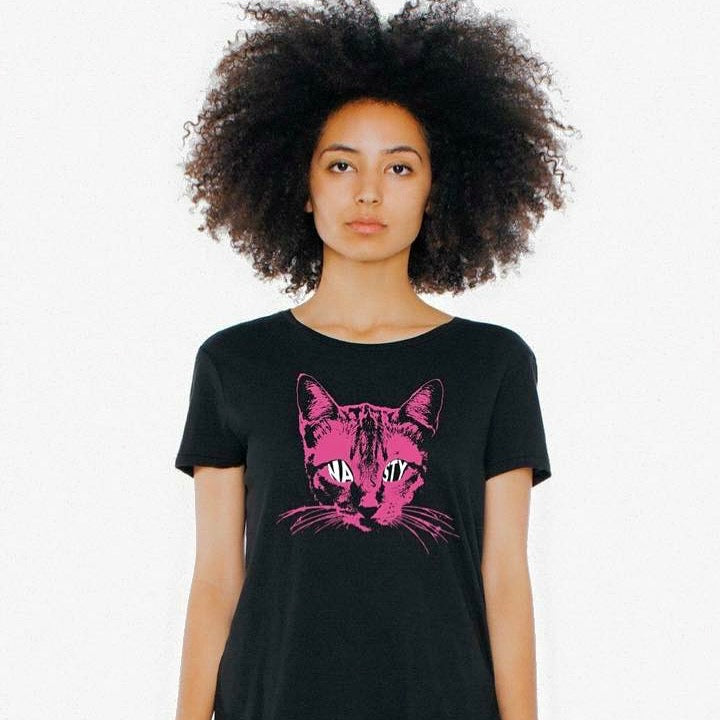 Nasty Kitty Tshirt