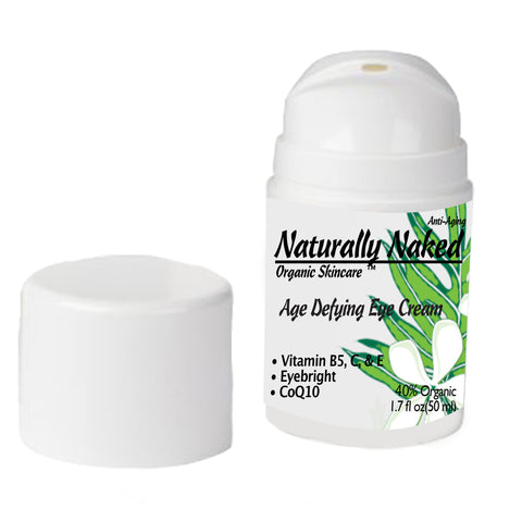 Want the best Natural Eye Cream that works? Made from Natural & Organic Ingredients? Naturally Naked has a full line of nature inspired products. Purchase your beauty products today. Kosher Skincare.