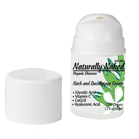 Neck and Decolletage Cream