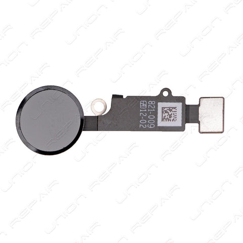 Home Button Flex Cable Assembly - Jet Black (iPhone 7) / (iPhone 7 Plus)