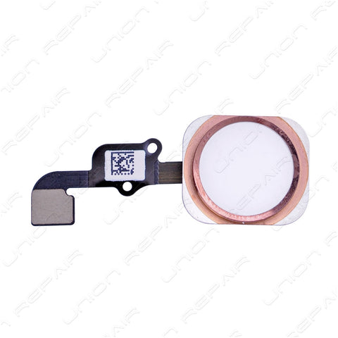 Home Button Flex Cable Assembly - Rose Gold (iPhone 6S) / (iPhone 6S Plus)