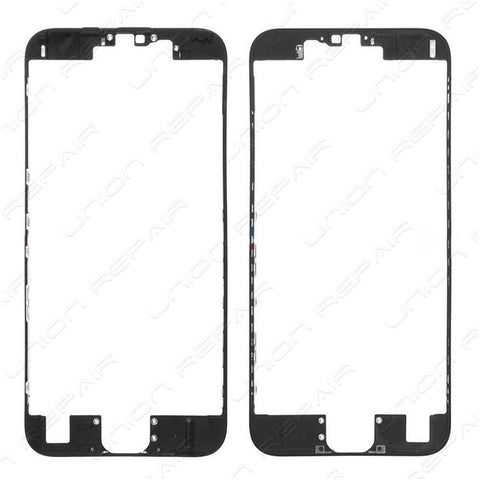 LCD Frame Bezel without glue - Black (iPhone 6S)