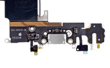 Charging Port with Headphone Jack Flex Cable - White (iPhone 6S)