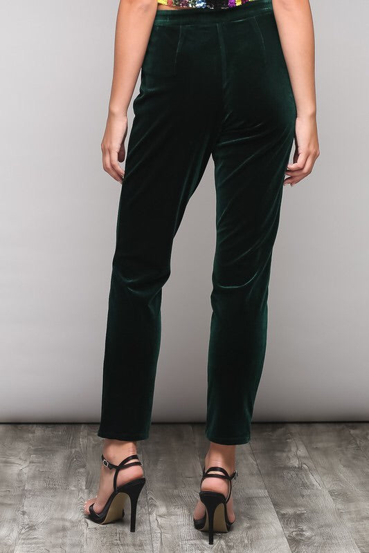 Velvet Touch Trousers