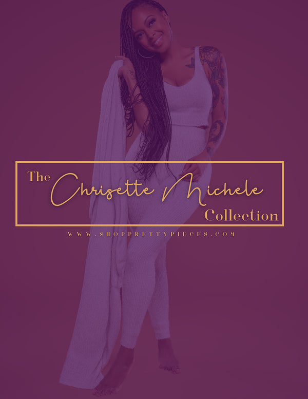 Pretty Pieces Launches Denim Capsule Collection With Grammy Award Winning Singer Chrisette Michele