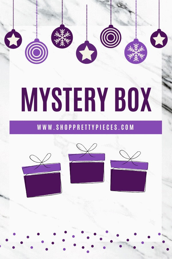 Mystery Pack Size 3X