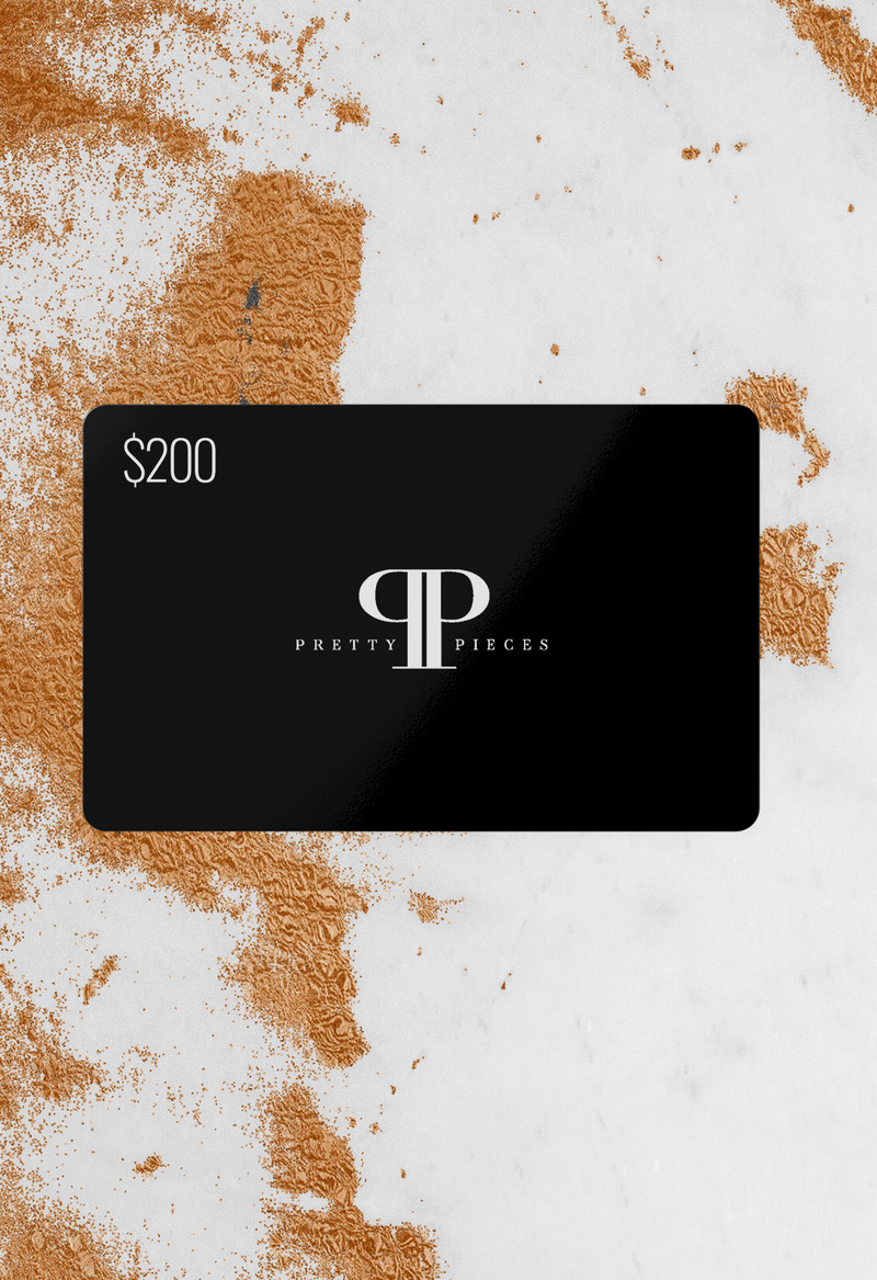 The Pretty Pieces Gift Card