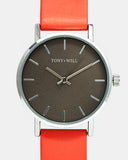 TWT004C (36MM Mediuml Face) Silver Grey Peach