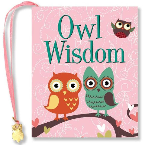 Owl Wisdom Mini Book