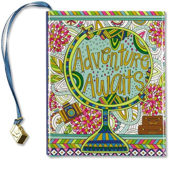 Adventure Awaits Mini Book