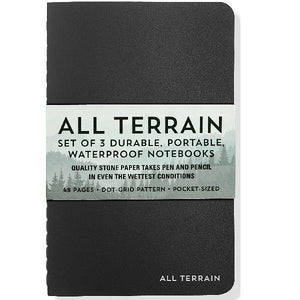 All Terrain Waterproof Notebook