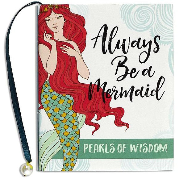 Always Be A Mermaid Mini Book