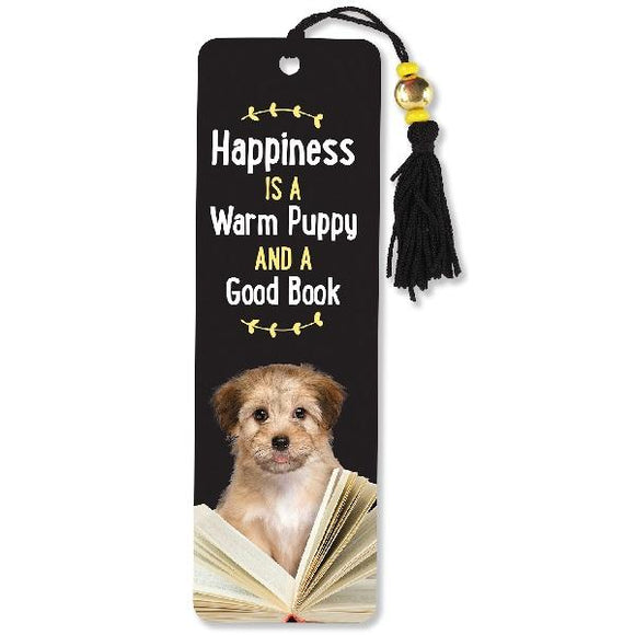 Warm Puppy, Good Bookmark